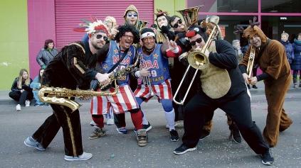 Desfile Infantil - Lunes de Carnaval